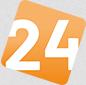 exakt24 logo